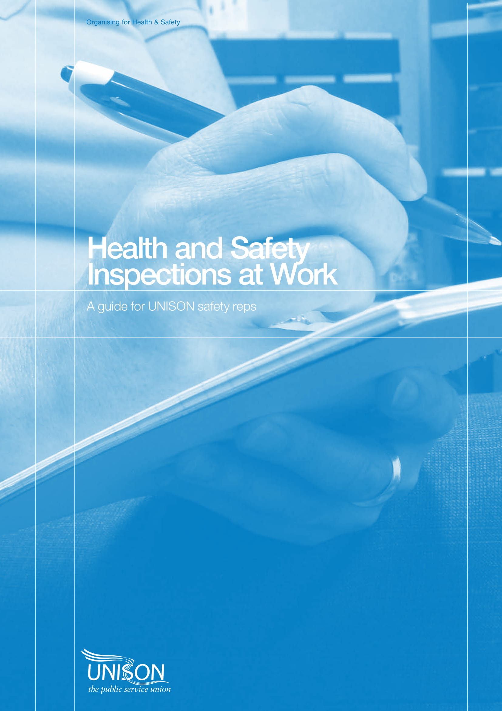 checklist example for health and safety inspections at work