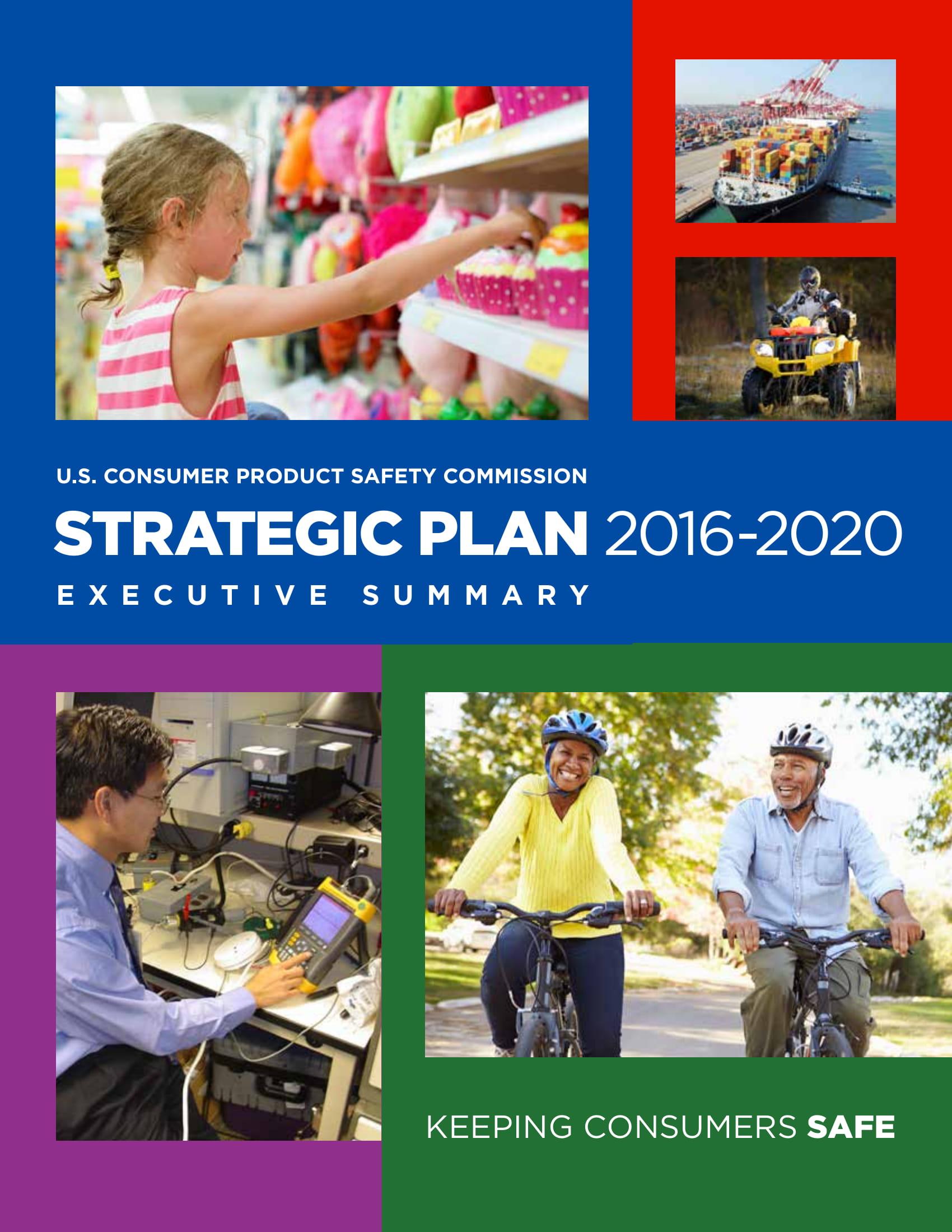 executive summary strategic plan