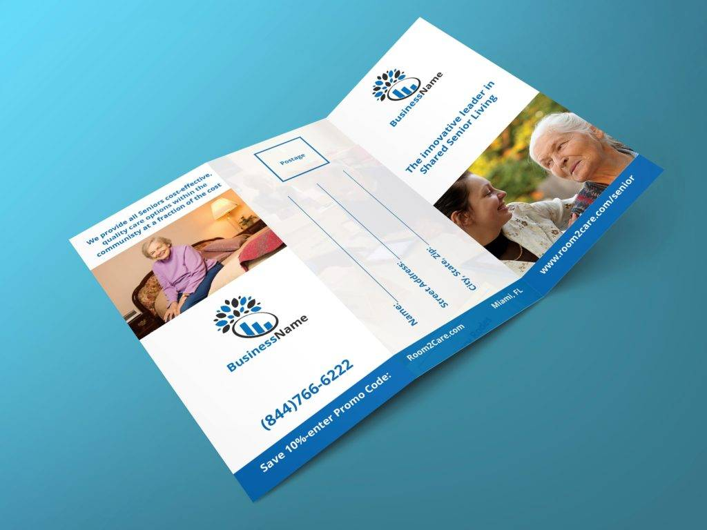 healthcare sample brochure