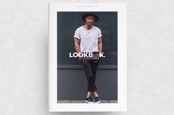 indesign lookbook magazine and brochures