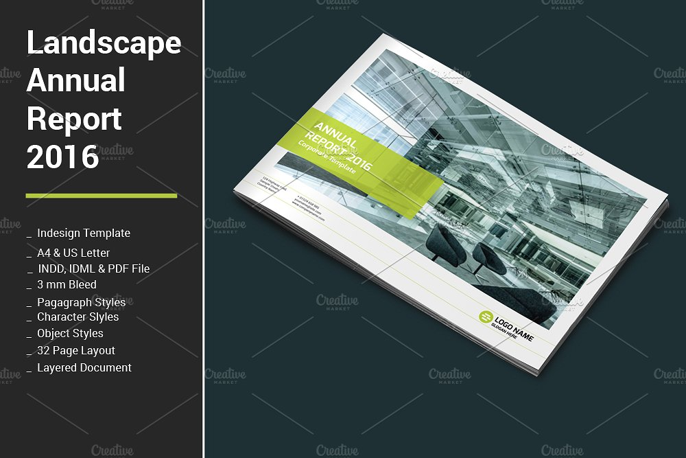 landscape annual report
