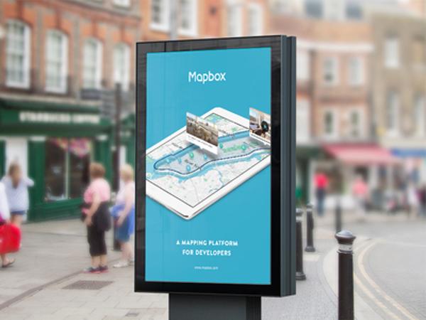 mapbox billboard ad example
