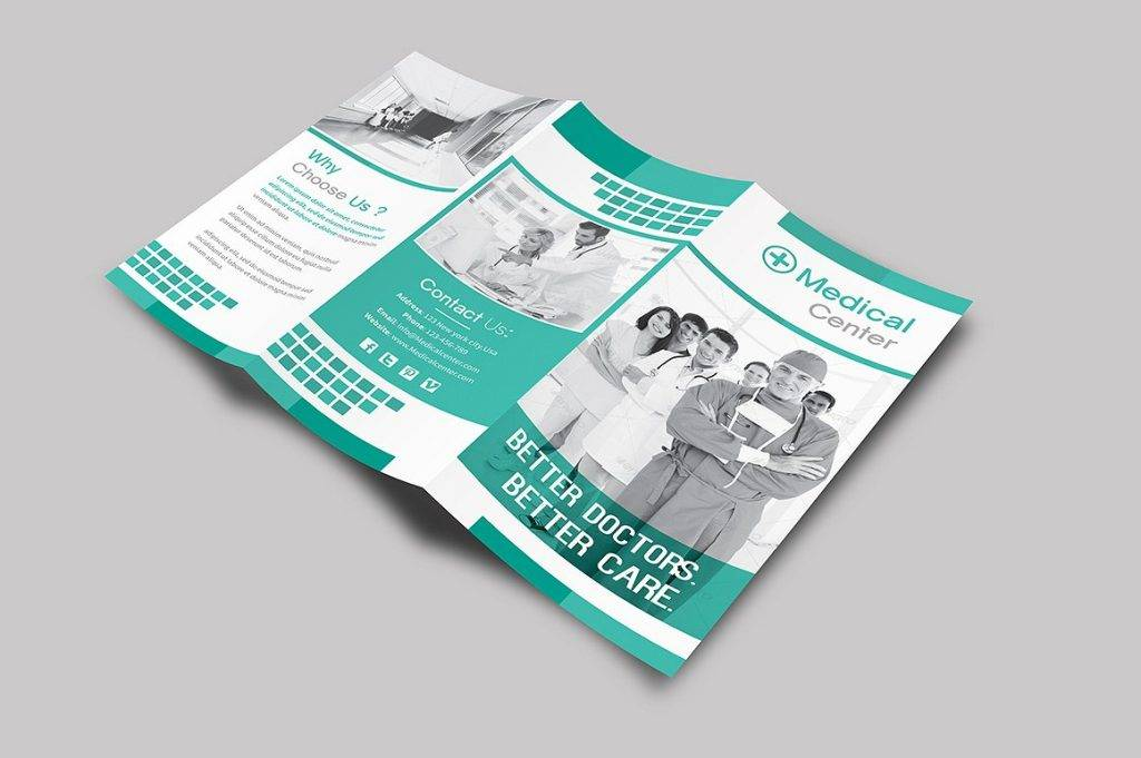 18  pharmacy brochures designs and examples