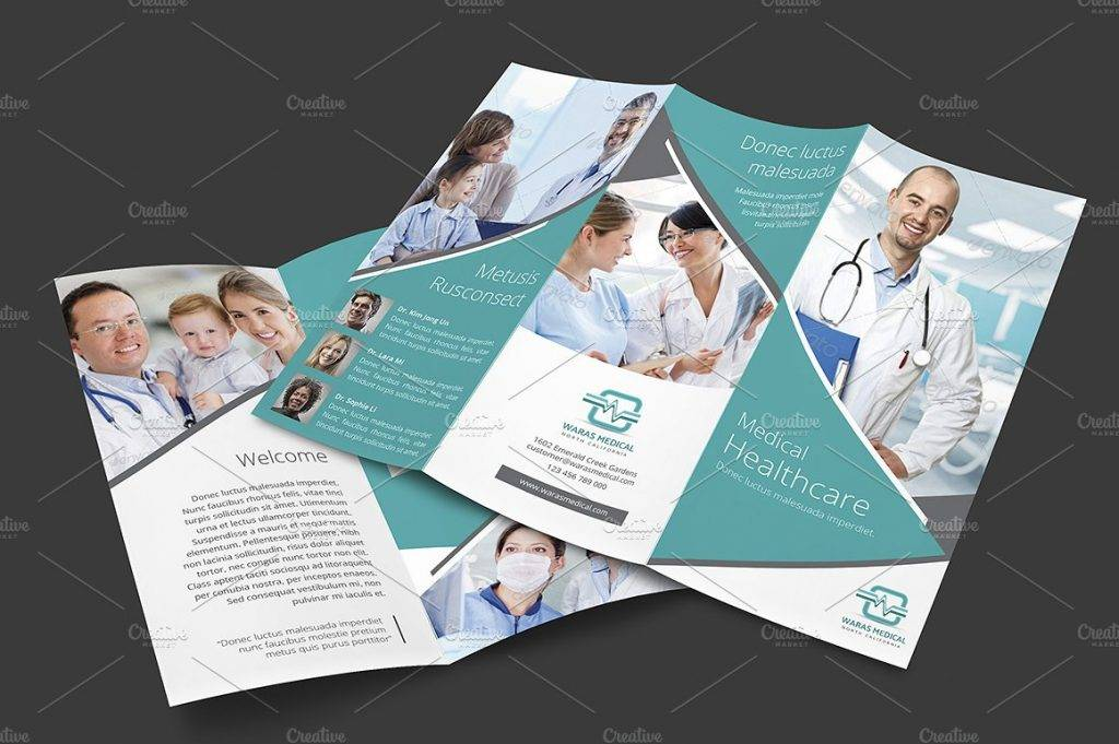 18 Pharmacy Brochures Designs And Examples Psd Ai