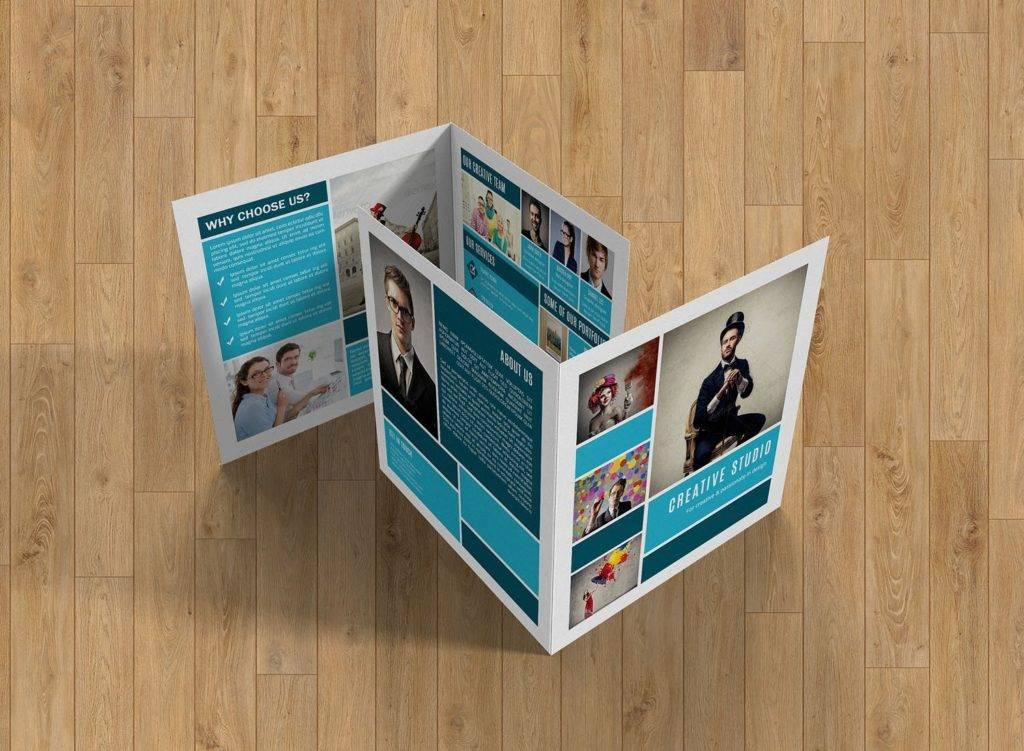 multipurpose studio brochure