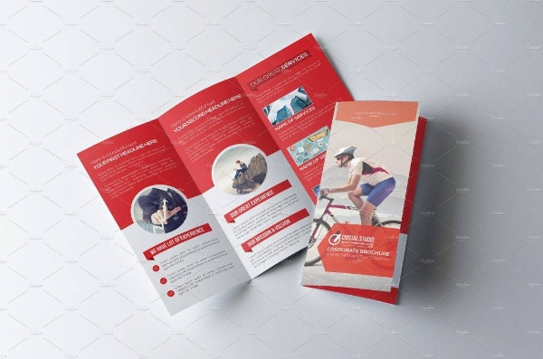 multipurpose tri fold brochure