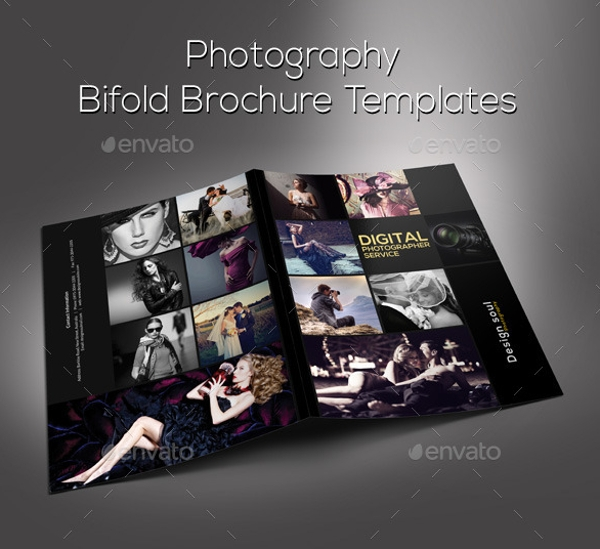 photography bifold brochure template1