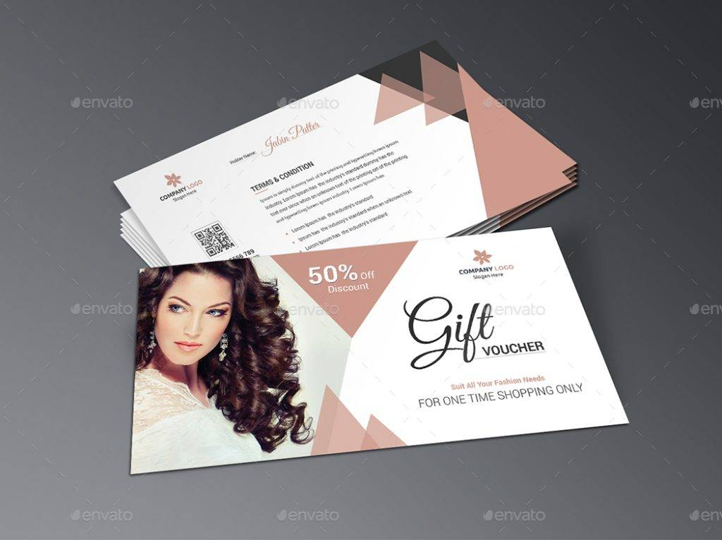 printable beauty voucher example
