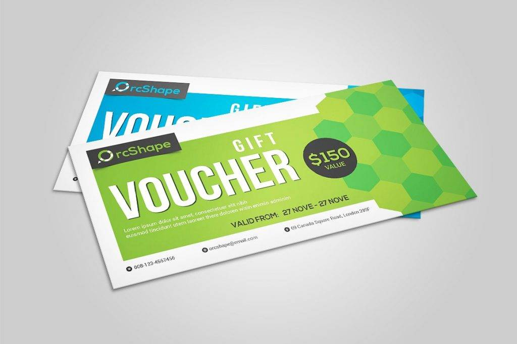 printable gift voucher example
