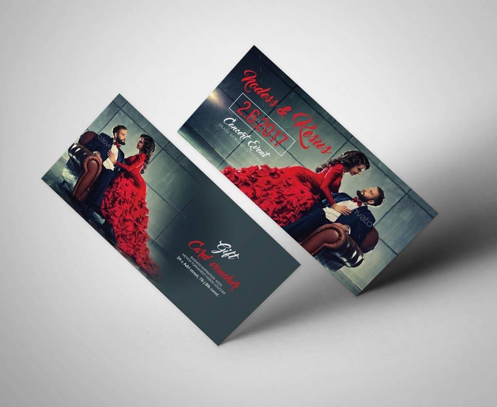 printable luxury gift voucher example