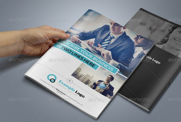 professional multipurpose business brochure