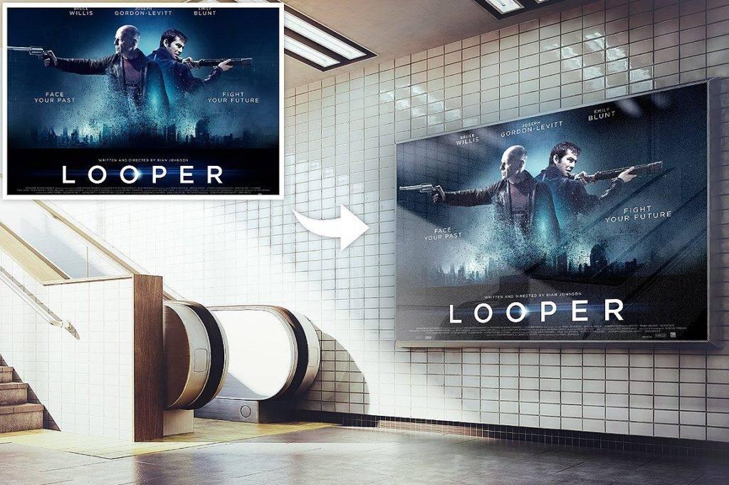 realistic billboard mockup1