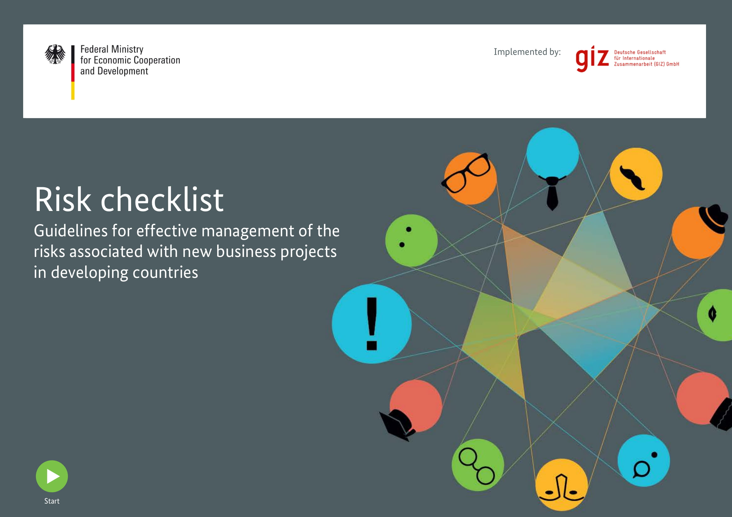 risk identification and management checklist