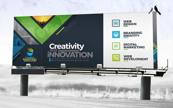 signage solution pack billboard
