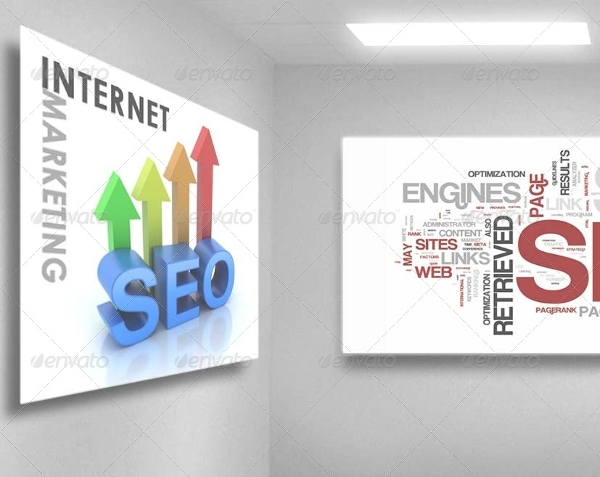 simple business billboards psd example