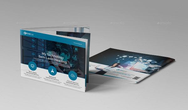 technology brochure catalog design1