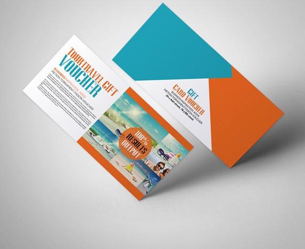 travel voucher sample