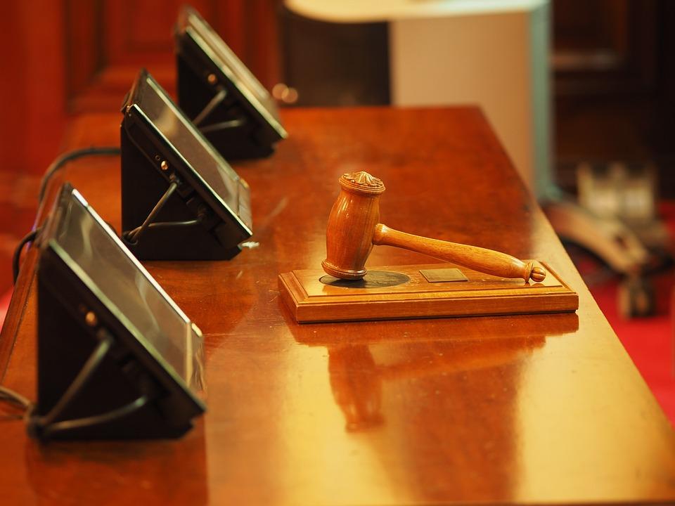 court law