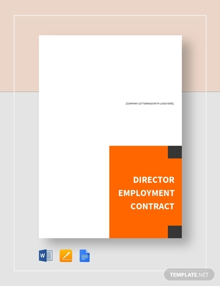 director employment contract2