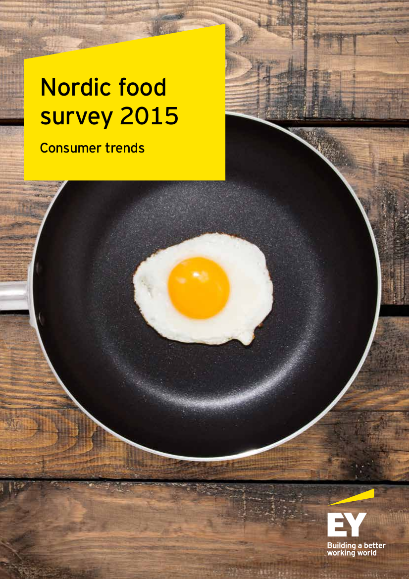 2015 nordic food survey example