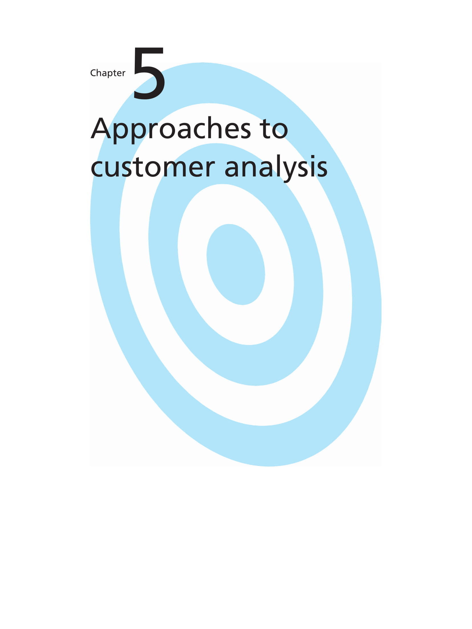 approaches to customer analysis example