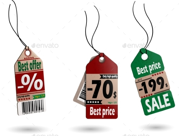 best offer price tag examples