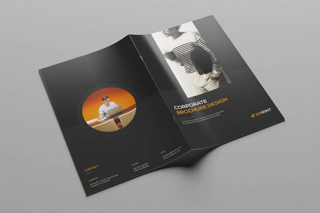 bifold workshop brochure example