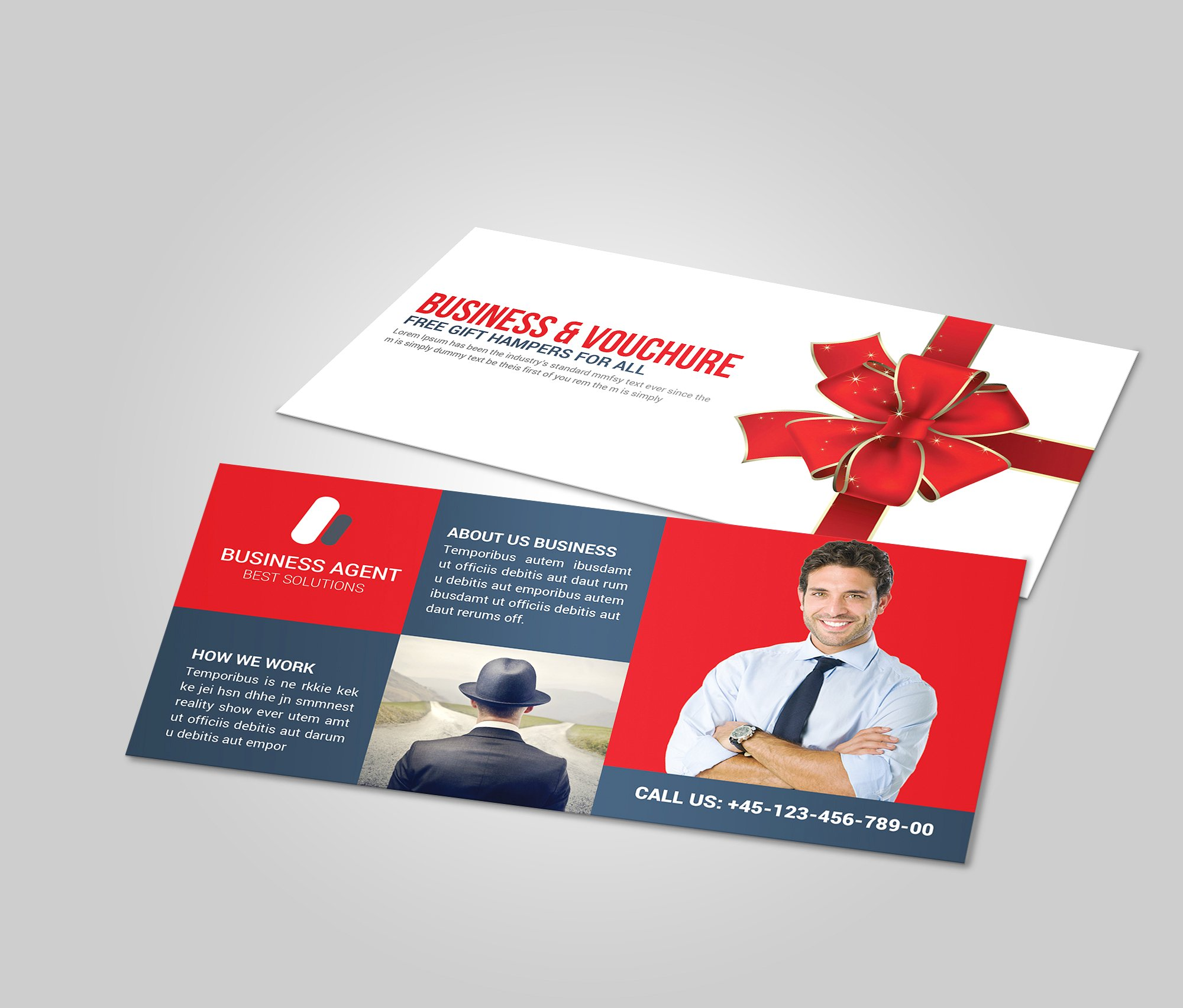 business trading prize voucher example