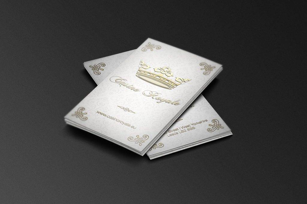 10+ Luxury Business Card Examples in PSD