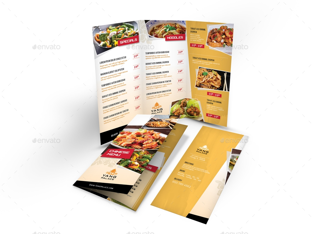 chinese food menu example1