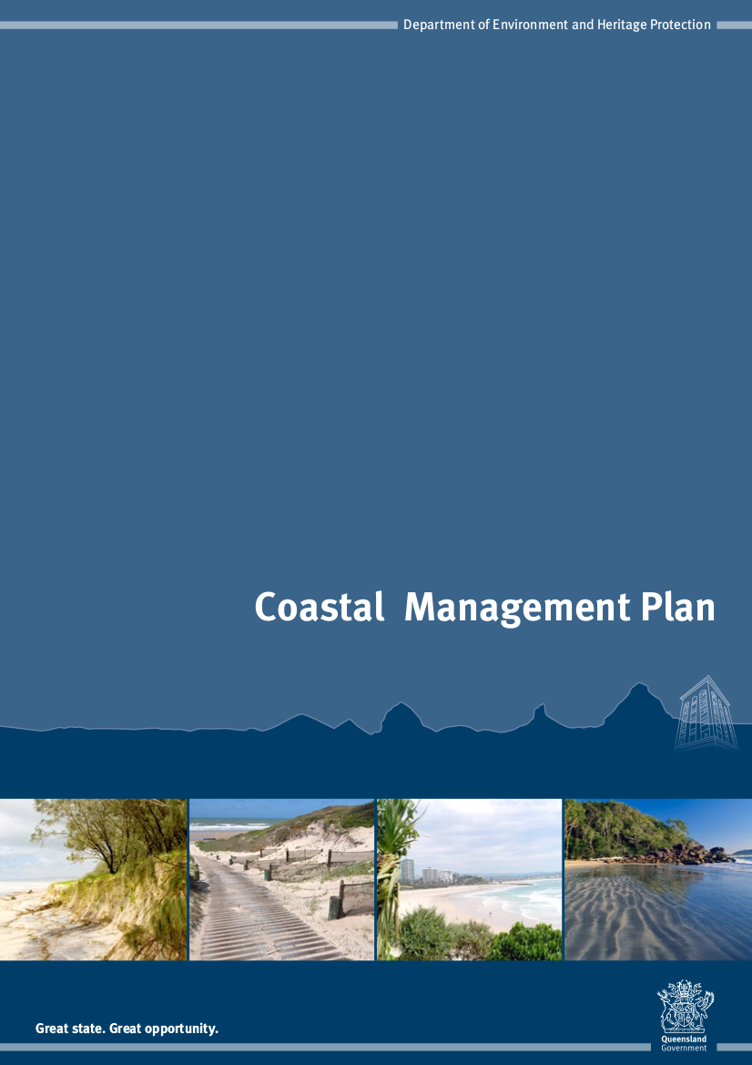 coastal management plan example