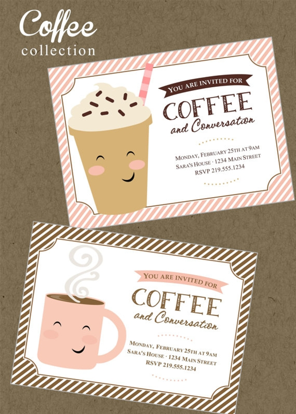 coffee meeting invitation