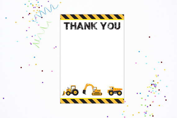 construction thank you card example