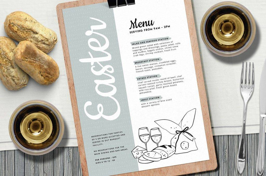 easter event menu example 1024x678