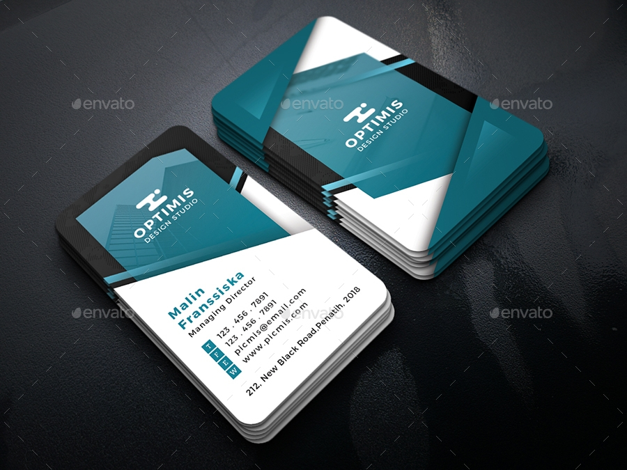 14+ Creative Business Card Designs and Examples - PSD, AI