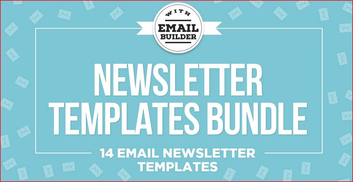 email newsletter invitation example