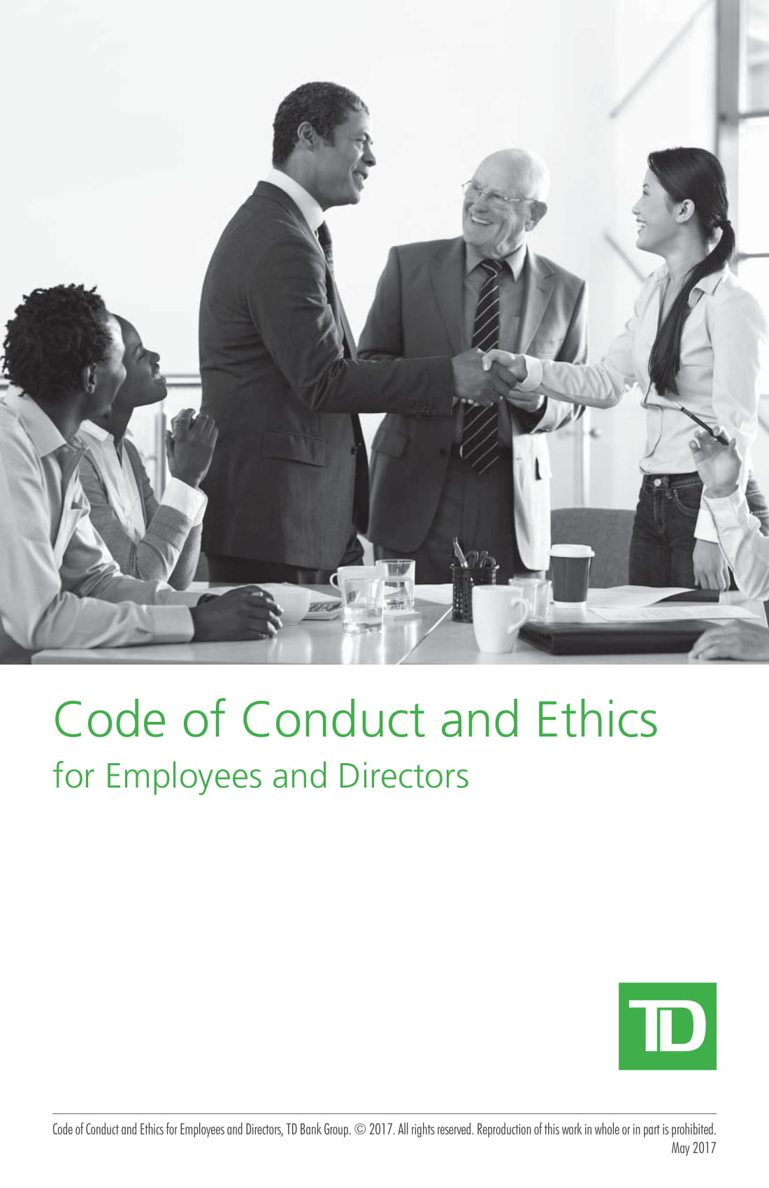employee work rules code of conduct and ethics example