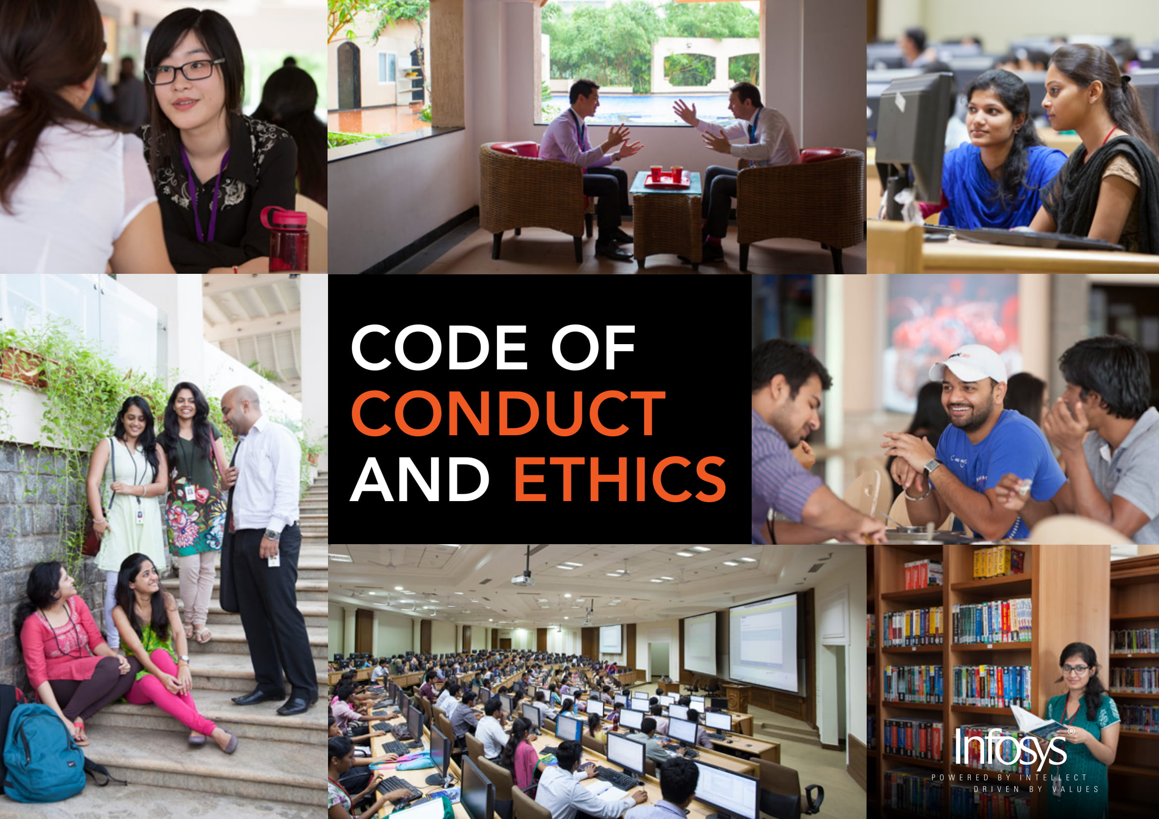 employee work rules code of conduct and ethics example1