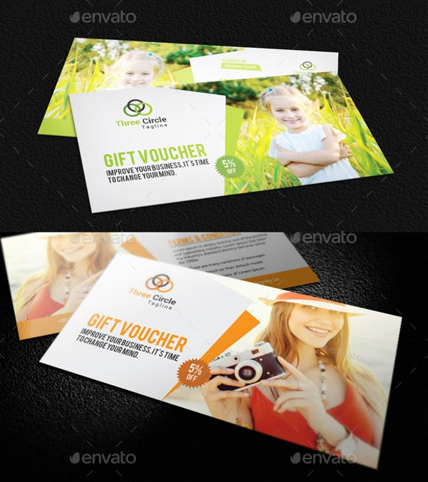 fitness voucher set example1