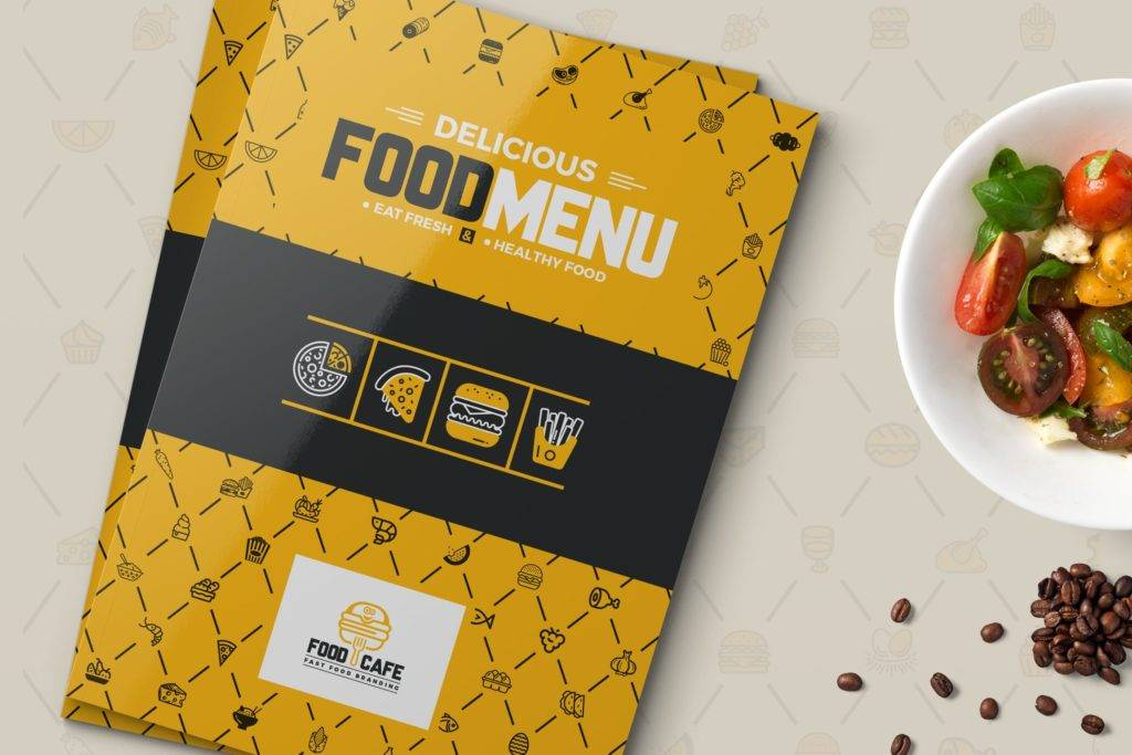 food indesign menu for restaurants example 1024x683