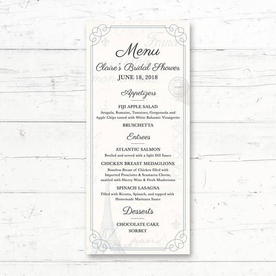 menu card example juve cenitdelacabrera co