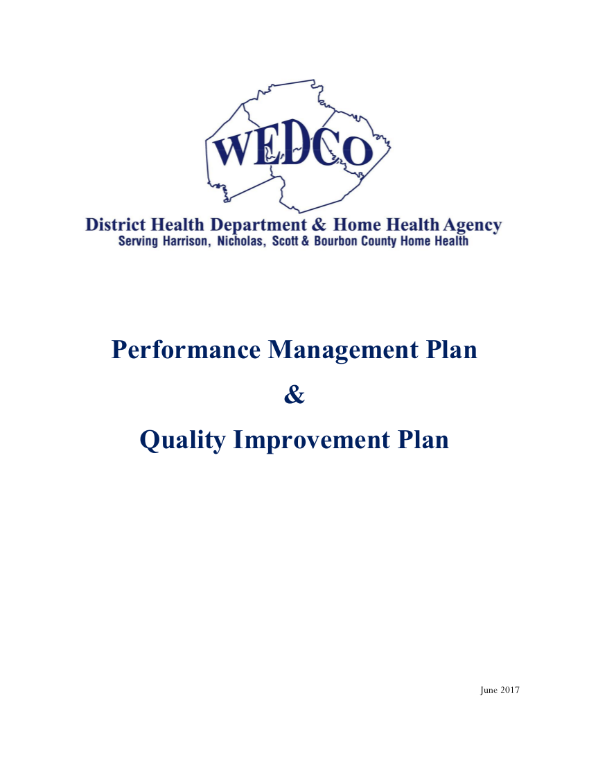health related performance management plan