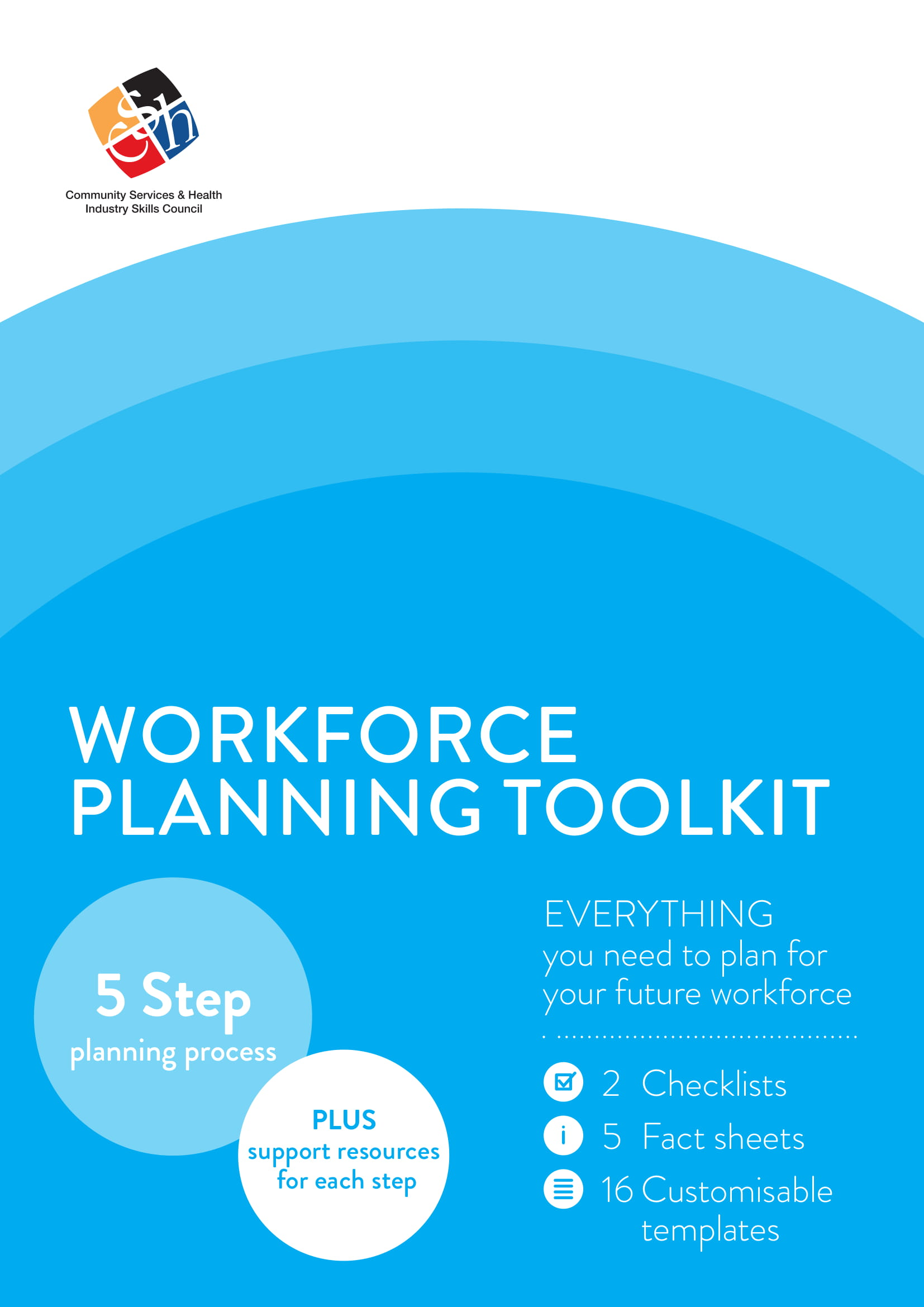 interactive workplace planning toolkit with template example