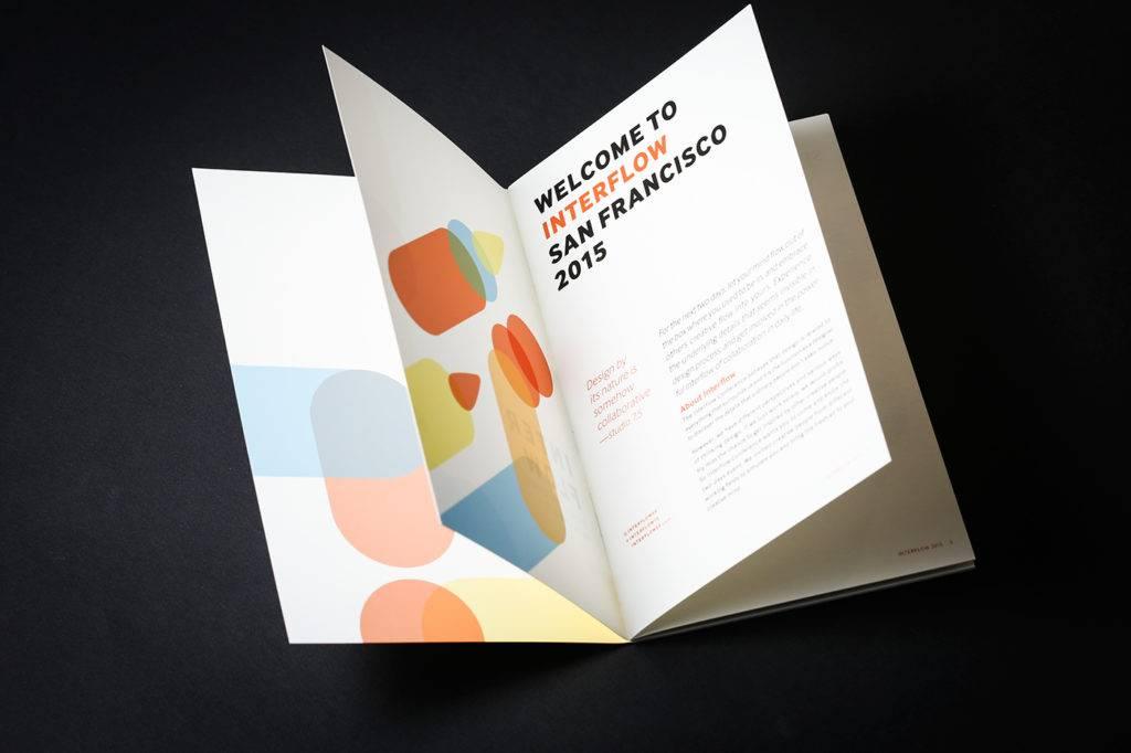 interflow design conference brochure