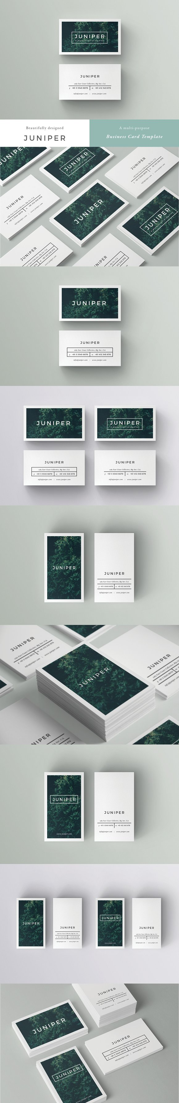 9 it business card designs and examples psd ai multipurpose business card example colourmoves Images