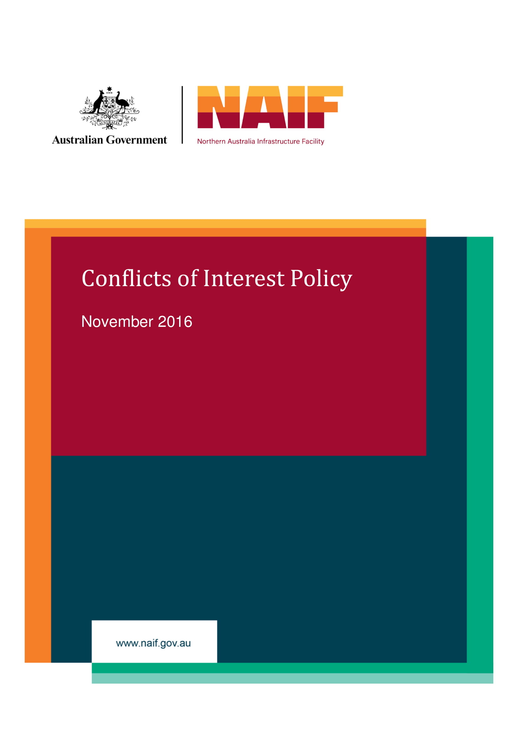 naif conflicts of interest policy 1