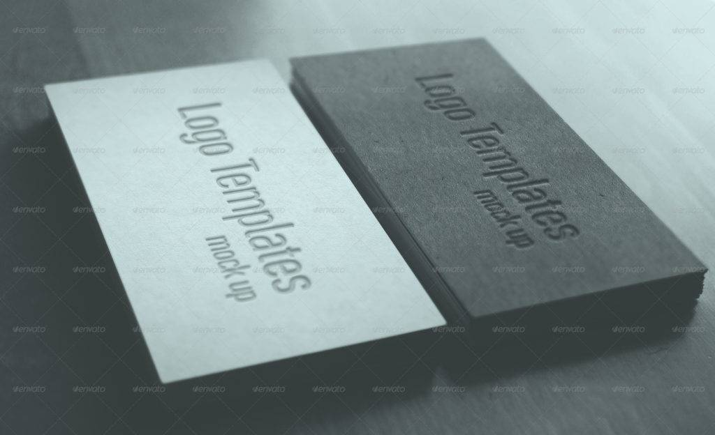 photo realistic business card example