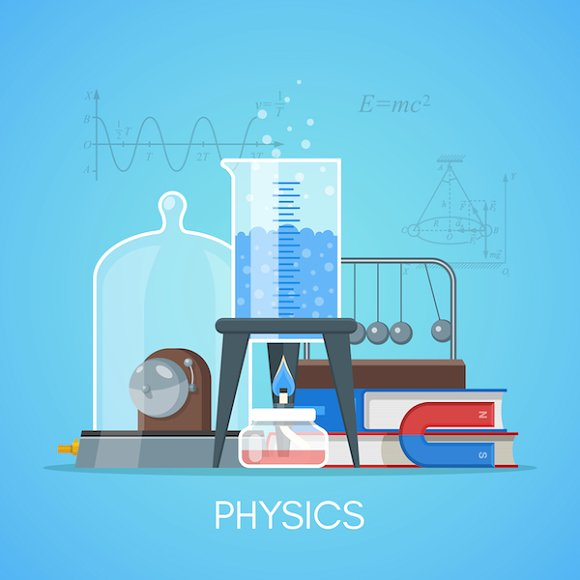physics poster example