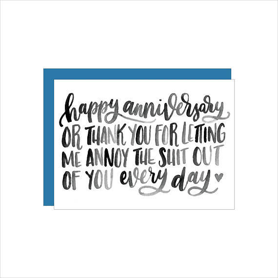 quote anniversary greeting card1