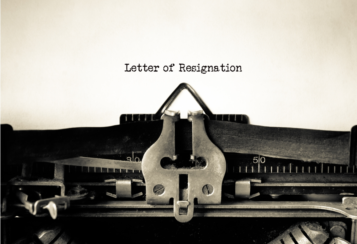 resignation letter1